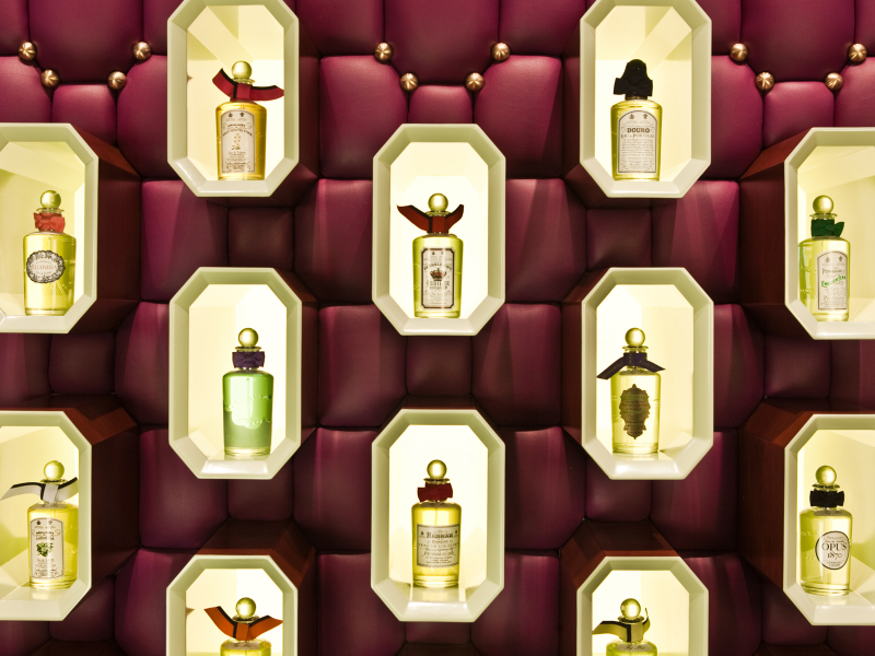 Penhaligon's delicious fragrances